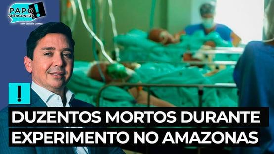 Duzentos mortos durante experimento no Amazonas