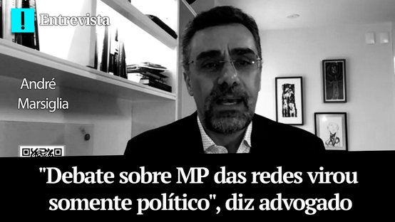 """""""Debate sobre MP das redes virou somente político"""", diz advogado"""