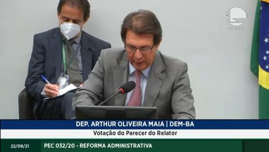 Relator prevê contratação temporária por 10 anos na reforma administrativa
