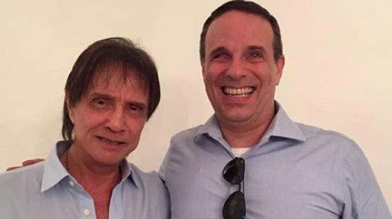 Morre Dudu Braga, filho de Roberto Carlos