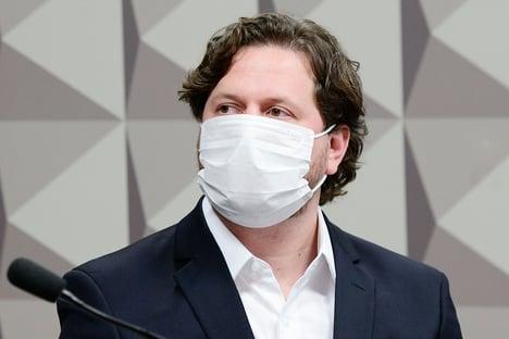Diretor da Precisa se recusa a dizer se financiou campanha de irmão de Barros