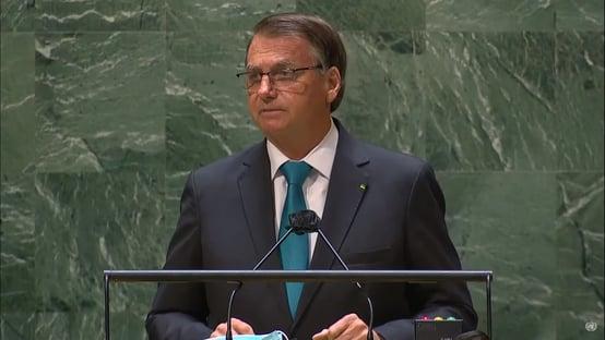 Ambientalistas apontam afirmações delirantes de Bolsonaro na ONU