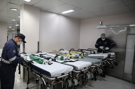 Goiás passa 2 dias sem registros de morte por Covid