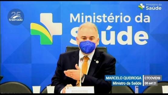 """Queiroga diz que Brasil x Argentina cancelado foi """"questão meramente administrativa"""""""