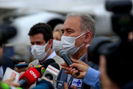 Renan deve pedir indiciamento de três ministros de Bolsonaro; saiba quem são