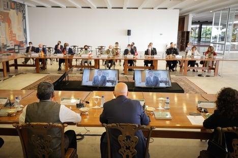 Mourão anuncia nova viagem à Amazônia com diplomatas estrangeiros
