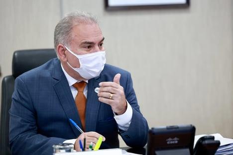 Urgente: CPI da Covid aprova nova convocação de Queiroga