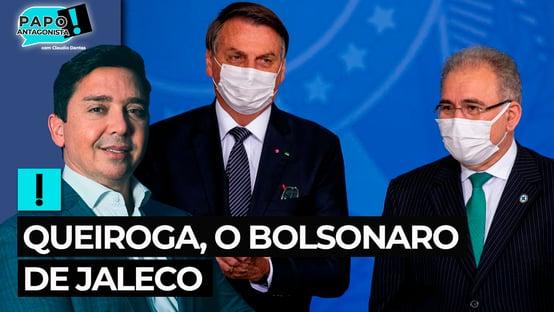 Queiroga, o Bolsonaro de jaleco