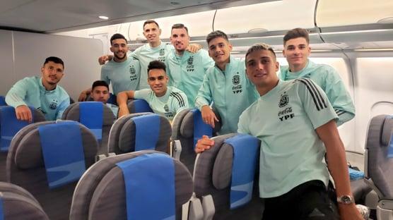 Argentina foi orientada a entrar com pedido para liberar jogadores