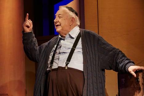 Aos 82 anos, morre o ator Sérgio Mamberti