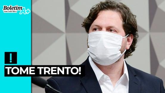 Boletim A+: tome Trento!