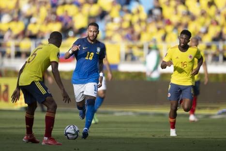 Globo tem ibope de Campeonato Brasileiro com jogo da Seleção nas Eliminatórias