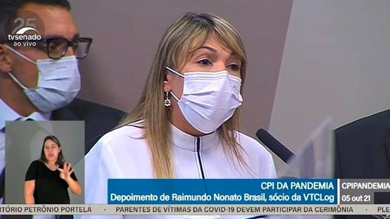 """Diretora da VTCLog nega que motoboy pagou boletos de Dias: """"Eram contas da Voetur"""""""
