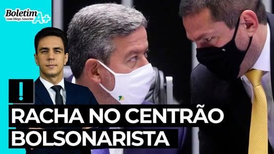 Boletim A+: racha no Centrão bolsonarista