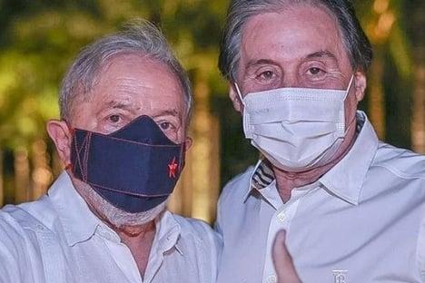"""Lula, sobre Bolsonaro: """"De manhã, ruge como leão; depois, mia como gatinho"""""""
