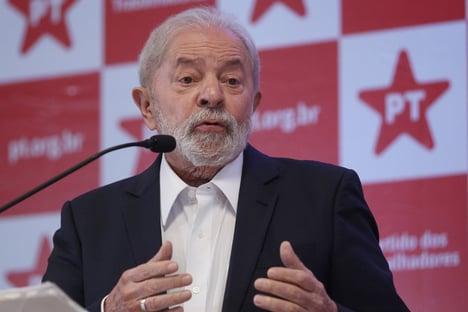 """Lula chama Ciro de """"candidato de 2%"""" e diz que não vai rebater críticas"""