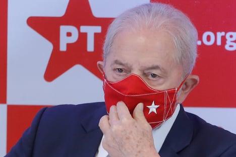 Lula recua sobre regular mídia e diz que decisão cabe ao Congresso
