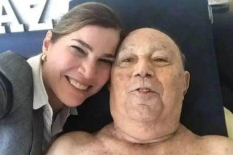Pai da Capitã Cloroquina morre após complicações da Covid