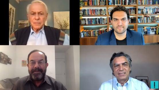 Conexão Antagonista e o presidente Moro