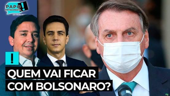 Quem vai ficar com Bolsonaro?