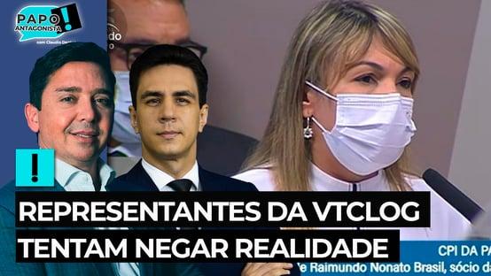 Representantes da VTCLog tentam negar realidade