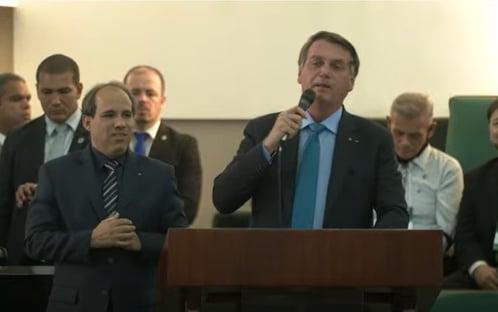 Bolsonaro diz que Ministério dos Direitos Humanos incentivava pedofilia em governos anteriores
