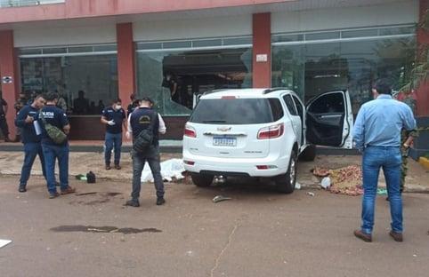 Paraguai deve expulsar brasileiros suspeitos de envolvimento em chacina