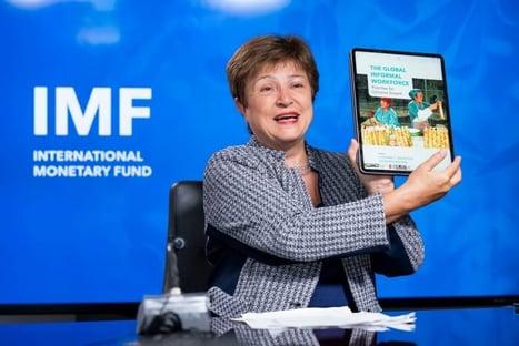 Apoio a Kristalina Georgieva afeta credibilidade dos dados do FMI sobre a China