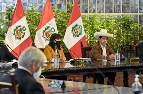 O significado das trocas de ministros no Peru