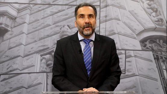 """""""Vamos derrubar no Legislativo ou no Judiciário"""", diz Mario Sarrubbo, sobre PEC do Gilmar"""