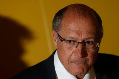 No PSDB, há quem acredite que Alckmin fica