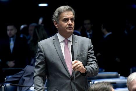 MP-MG denuncia Aécio e mais 15 por crimes em construção de sede do governo