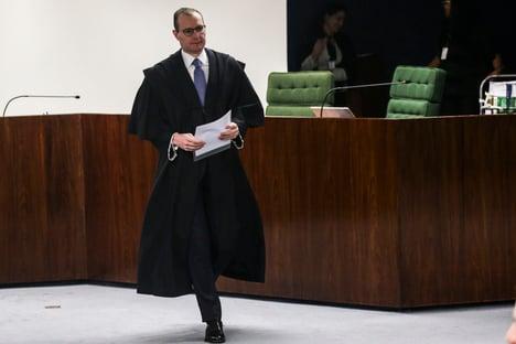 Zanin pede julgamento hoje de Moro na Segunda Turma