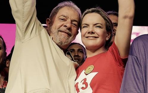 """Freire rebate Gleisi: """"Qual o problema? Somos obrigados a apoiar o Lula?"""""""