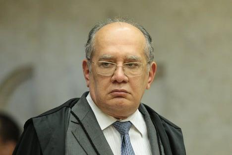 Gilmar mantém prisão de ex-presidente do TJ-BA