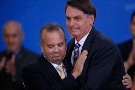 Os 90 tratores de Rogério Marinho