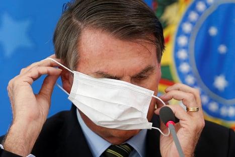 Índice de menções negativas a Bolsonaro no Twitter bate recorde desde início do mandato