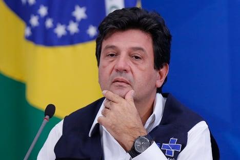 Depoimento de Mandetta preocupa Planalto