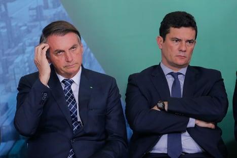 """""""Bolsonaro se une aos algozes de Moro e defensores de Lula"""""""