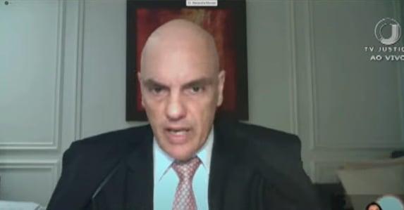 """Moraes diz que há """"vácuo de liderança do Executivo"""" em enfrentar pandemia"""