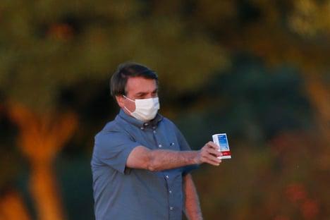 O mundo de Bolsonaro