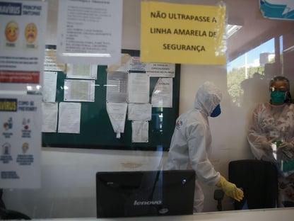 Brasil ultrapassa Índia em número de infectados