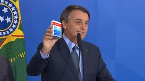 Bolsonaro usou governadores aliados para difundir cloroquina nos estados
