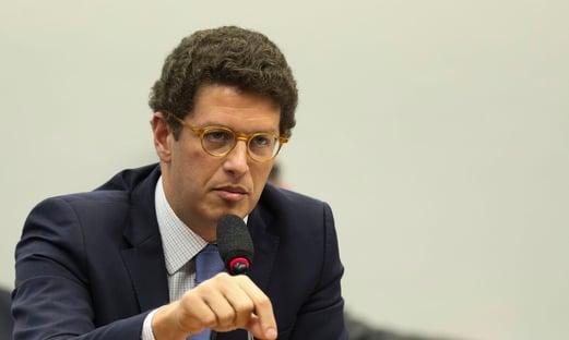 Salles procurou Cármen Lúcia para se defender de acusação da PF
