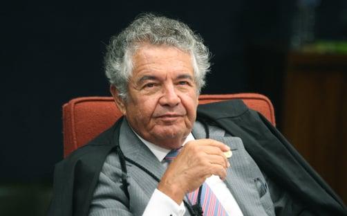 Marco Aurélio rejeita ação do PTB contra lockdown e toque de recolher