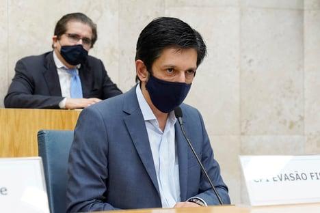 """""""Estou preparado, Covas confia em mim"""", diz Ricardo Nunes"""