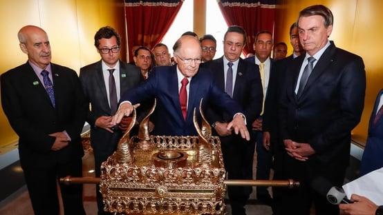 """Edir Macedo fala em """"lucros das tribulações"""""""