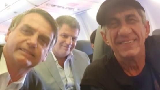 """""""Parece que Bolsonaro está em surto"""""""
