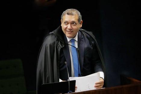 Kassio vota contra Deltan no Supremo
