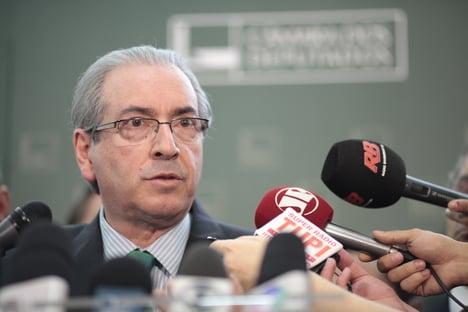 Fachin manda para São Paulo denúncia contra Cunha na Lava Jato